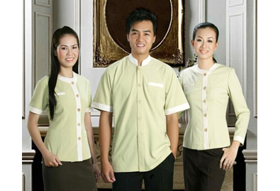 Đồng phục nhà hàng 9